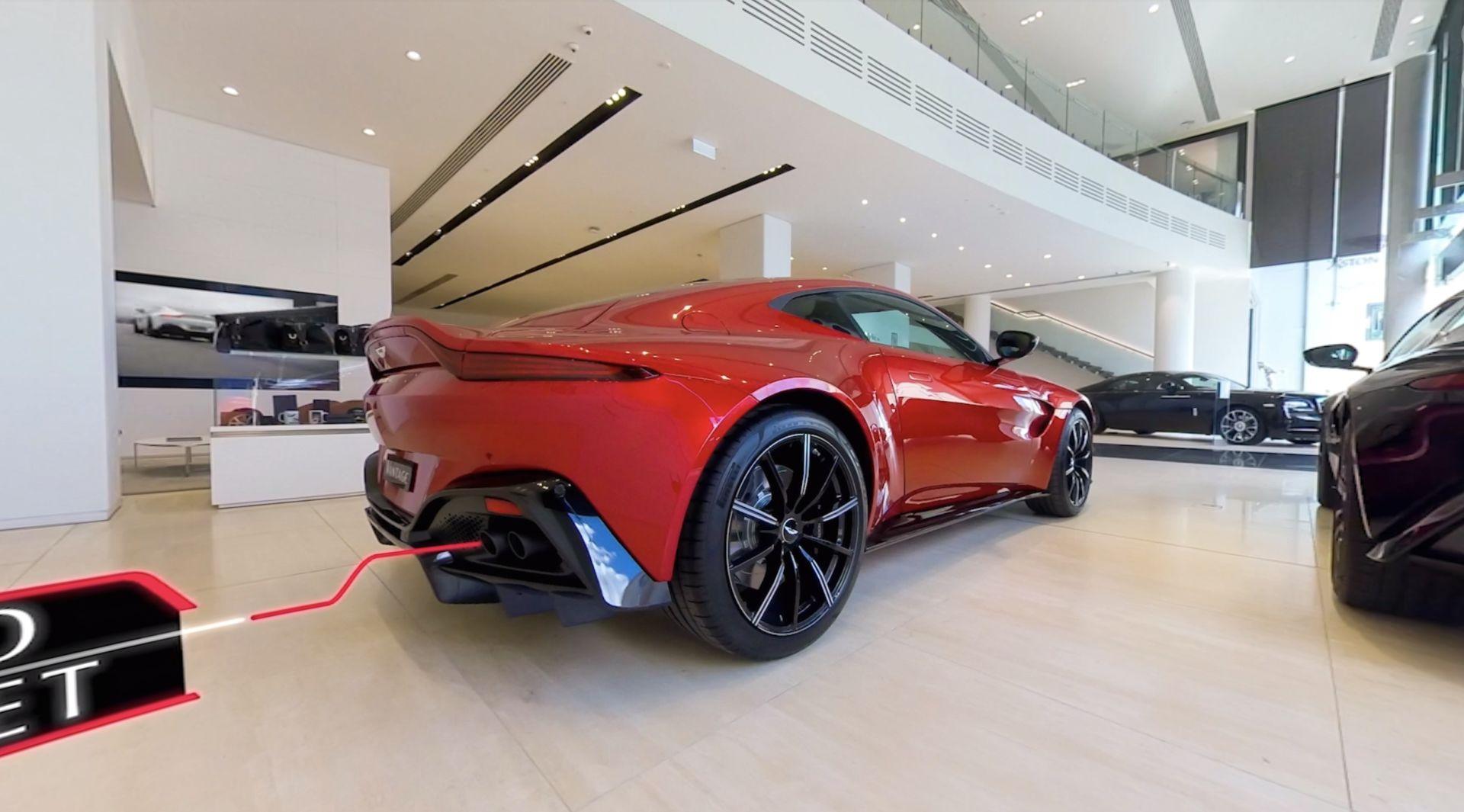 Aston Martin & Lenovo